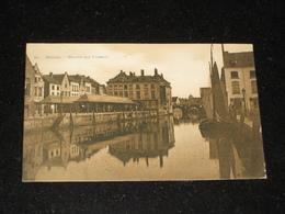 MALINES - Marche Aux Poissons - Uitg. Bertels N°22 - Mechelen