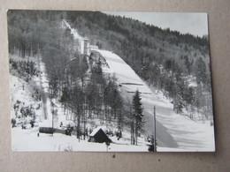 Slovenia / PLANICA - Velika 130 M., Skakaonica, 1958. / Traveled To Kranj / Snimio: I. Vuković - Slovenia