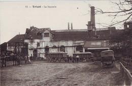 26  A61  CPA  TRICOT La Sucrerie TBE - France