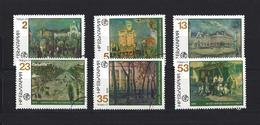 Bulgarie: 2393/ 2398 Oblit. - Bulgarie