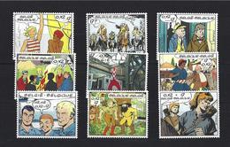 Belgique: 2841/ 2849 **   BD - Comics