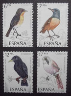 Spanien  Vögel  1985    ** - Vögel
