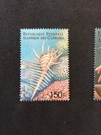 COMORES. MNH. 5R2104C - Conchas