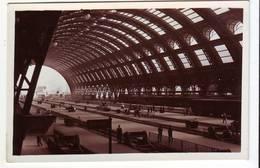 CPSM - MILANO - Nuova Stazione Centrale - Tettoia E Binari - Milano
