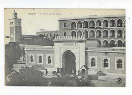 CPA - Tunisie  - Carte Photo - Tunis - La Caserne De La Casba - Túnez