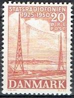 DENMARK  # FROM 1950  STAMPWORLD 318** - Dinamarca