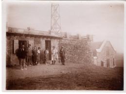 LE VIGAN C.1930 Refuge L Observatoire   Photo 9x12cm. - Lieux