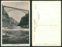 OF [ 18925 ] - ZIMBABWE - VICTORIA FALLS SOUTHERN RHODESIA BRIDGE - Zimbabwe