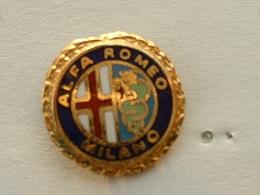 PIN'S  ALFA ROMEO - MILANO - LOGO - EMAIL - Alfa Romeo