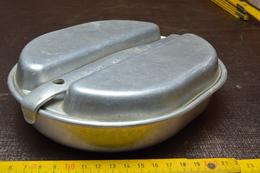GAMELLE INDIVIDUELLE TYPE U.S ARMY WWII. - Equipement