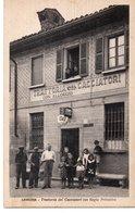 LAVAGNA - TRATTORIA DEI CACCIATORI - GENOVA - NON VIAGGIATA - Genova (Genua)