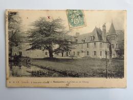 C. P. A. :  18 SANCERRE : Le Château De L'Etang, Timbre En 1905 - Sancerre