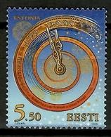 Estonia 1999 / New Millennium MNH Nuevo Milenio / Kh04  10-10 - Estonia