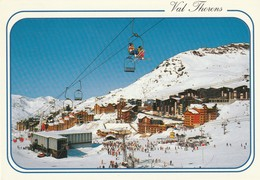 73 - Val Thorens - Vue Générale - Val Thorens