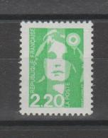 FRANCE / 1993 / Y&T N° 2790 ** : Briat 2,20F Vert Clair X 1 - France