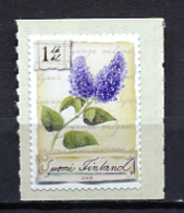 Finland 2006 Finlandia / Flowers MNH Flores Blumen Fleurs / Cu3010  31-3 - Vegetales