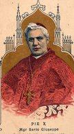 PIE X Mgr Sarto GIUSEPPE - Elu Pape Le 4 Aout 1903 - Papes