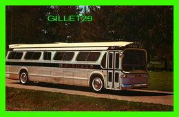 TRANSPORT, AUTOBUS - CONTINENTAL TOURS DIVISION OF MICHAUD BUS LINES INC, SALEM, MA - TRAVEL IN 1968 - - Bus & Autocars