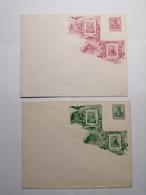 Briefumschlag Friedrich 1,Wilhelm 3 - Allemagne