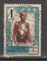 TIMOR CE AFINSA 261 - POSTMARKS OF TIMOR - Timor