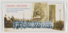 """France : Bloc Souvenir 2019 """"France - Pologne"""" - Neuf Sous Blister - - Blocs Souvenir"""