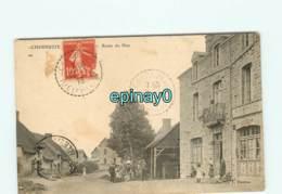 35 - CHERRUEIX  - VENTE à PRIX FIXE - Route Han - La Grande Maison Est L'école - Café Fantou - Francia
