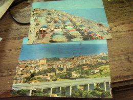 2 CARD  PORTO SAN GIORGIO    VB1978\81 HI2806 - Ascoli Piceno
