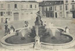 Tarbes    ¨Place Maubourguet   La Fontaine    Source D'Amour - Tarbes