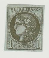 France : Emission De Bordeaux N° 39 - Neuf SG - Très Belles Marges - 1870 Emissione Di Bordeaux