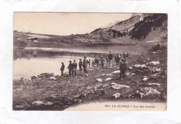 CPA :  14 X 9   -  3311  -  LA  CLUSAZ  -  Lac  Des  Confins - La Clusaz