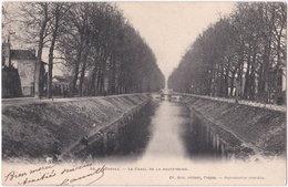 10. TROYES. Le Canal De La Haute-Seine. 56 - Troyes