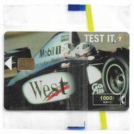 Spain - Telefónica - West Tobacco Formula 1 - CP-190 - 07.2000, 11.600ex, NSB - España