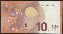 2014-NUEVO BILLETE DE 10 EUROS-SIN CIRCULAR-V004B3 - EURO