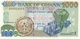 BILLET GHANA 1000 CEDIS - 1996 - Ghana