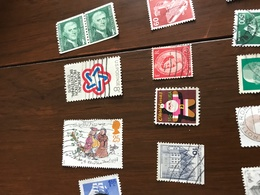 USA BABBO NATALE - Stamps