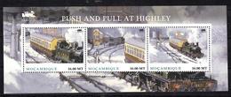 Trein, Train, Locomotive, Eisenbahn : Railway Heritage: Mocambique :  Push And Pull At Highley - Trains