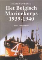 Het Belgisch Marinekorps 1939-1940 (2de WO) - 1939-45