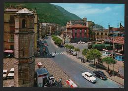 Italie - CASTELLAMMARE DI STABIA - Place Cristoforo Colombo ( Pompe à Essence ESSO ) - Castellammare Di Stabia
