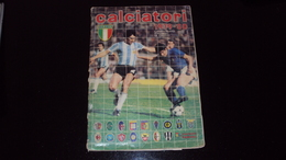 ALBUM FIGURINE CALCIATORI PANINI 1979 1980  X RECUPERO CON 440 FIGURINE MANCANO 3 SCUDETTI SERIE A E 4 SERIE B - Panini