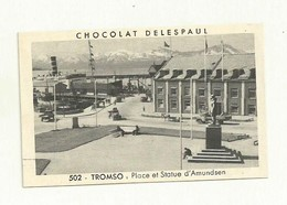CHOCOLAT DELESPAUL N°502  TROMSO - Menier