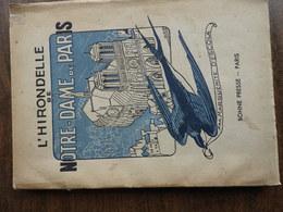 ESCOLA Marguerite D' - : L'hirondelle De Notre-Dame De Paris - Libros, Revistas, Cómics