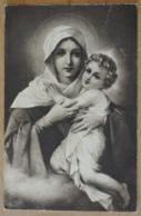 Jesus Maria Refugium Peccatorum - Jungfräuliche Marie Und Madona