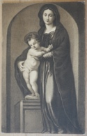 La Madonna Col Bambino Andrea Del Sarto - Gemälde, Glasmalereien & Statuen