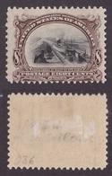 USA Stati Uniti, 8 Centesimi Esposizione Pan-Americana Del 1901 Nuovo *    -A13 - United States