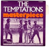 The TEMPTATIONS : Masterpiece - Tamla Motown 2C006-94223 - Allemagne - 1973 - Avec Languette - Soul - R&B