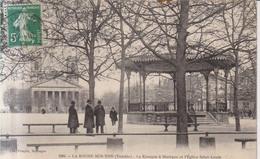 La Roche Sur Yon Le Kiosque A Musique  1913 - La Roche Sur Yon