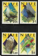 NIUE  2000  BIRDS  SET  MNH - Ohne Zuordnung