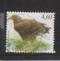 COB 3871 Oblitéré Cachet Rond Central - 1985-.. Vogels (Buzin)