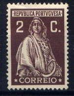 PORTUGAL - 414* - CERES - 1910 - ... Repubblica