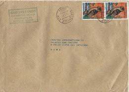 Congo 1979 Brazzaville Pel's Fishing-owl Scotopelia Peli Cover - Hiboux & Chouettes
